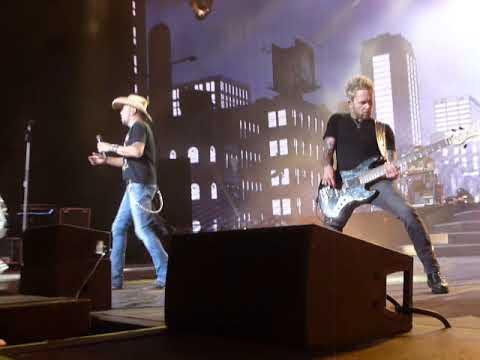 We Back - Live - Jason Aldean  - Ride All Night Tour 2019