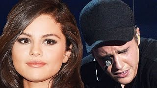 Selena Gomez Reacts To Justin Bieber Crying At MTV VMAs
