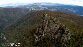 Cathedral Rock FPV quadcopter