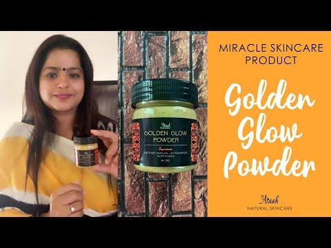 , title : 'Araah Golden Glow Powder - Handy Skin Savior   Herbal Turmeric Powder   Miracle Skincare Product