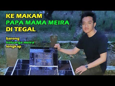 Ke Makam Papa Mama Meira di Tegal, Mobil Malah Mogok :(