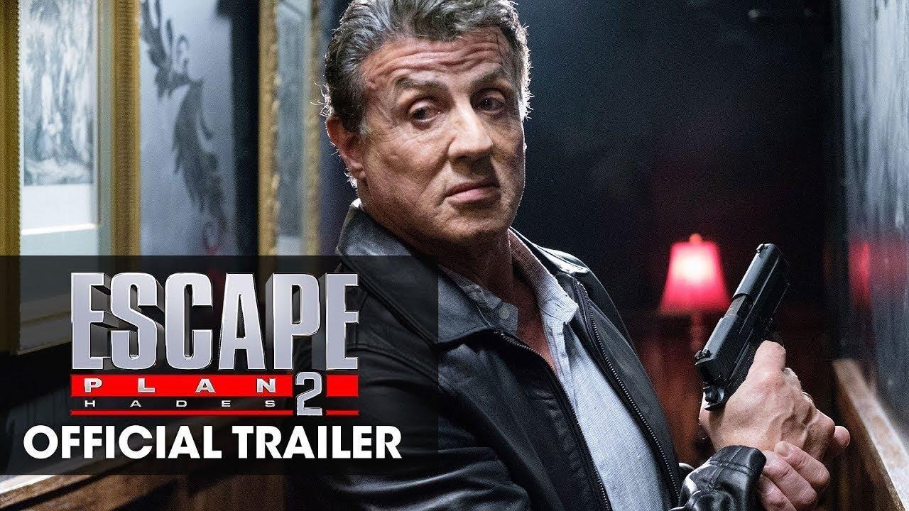 Escape Plan 2: Hades - Trailer (2018)