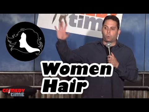 Comedy Time - Women Hair (Stand Up Comedy)