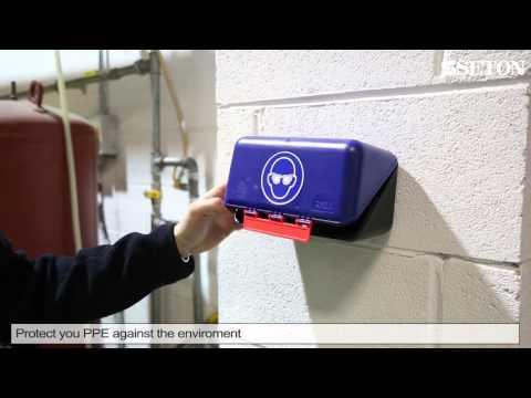 PPE Storage box  | Seton UK