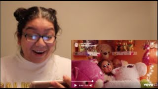 Sabrina Carpenter In My Bed Music Video REACTION