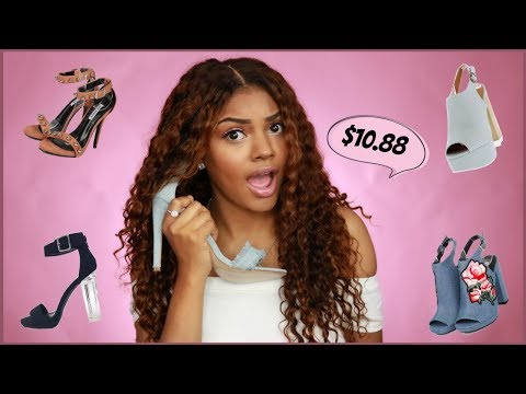Wholesale Fashion Shoe Haul