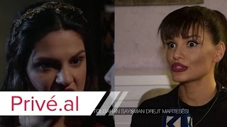 ALMEDA ABAZI DHE TOLGAHAN SAYISMAN DREJT MARTESES