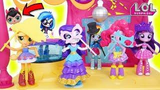My Little Pony School Dance Playset