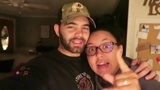 MARRIED LIFE NIGHT ROUTINE WINTER 2017 | DAY 7 - 12 DAYS OF VLOGMAS | Page Danielle