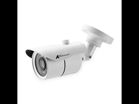 Recensione ITA Ip camera wifi esterno Impermeabile IP Telecamera 720p H.264 ONVIF