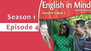 Разговорный английский фразы и диалоги English in mind s01e04 с титрами