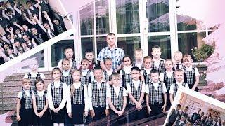 Выпускной 4А класс. Школа №14, Кемерово 2018.