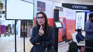 Sarwat Imran, Health and Nutrition Coach, endorses the Fit3D Test