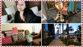 Vlogcember Day 11, 2015 | Off To Anaheim!