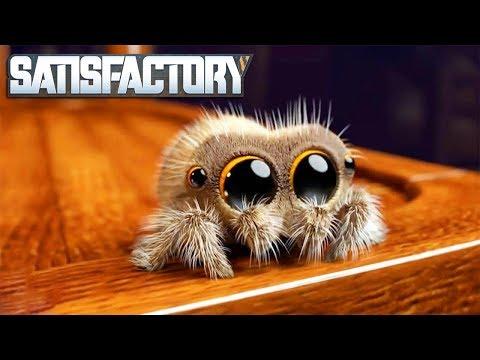 Spousty roztomilých pavoučků  - Satisfactory - díl 12 - Nakashi