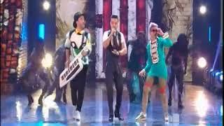 Luis Fonsi Ft Varios Artistas   Despacito Remix En Los LatinGrammys 2017