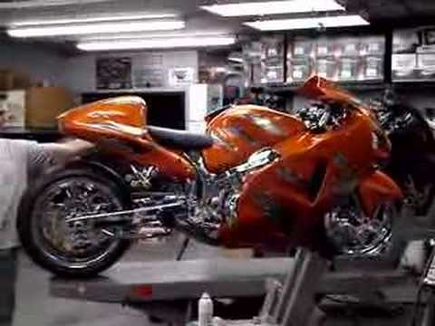 2007 Suzuki Hayabusa™ 1300 in Northlake, Illinois - Video 1