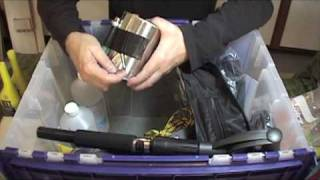 Build Your Own Winter Travel Box  |  Build Emergency Heater  | Increase Preparedness & Self Reliance