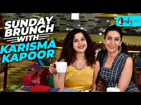 Sunday Brunch With Karisma Kapoor X Kamiya Jani | Curly Tales