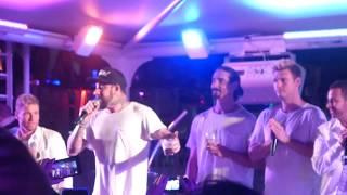 Backstreet Boys Cruise 2018- Millennium Night: The Perfect Fan