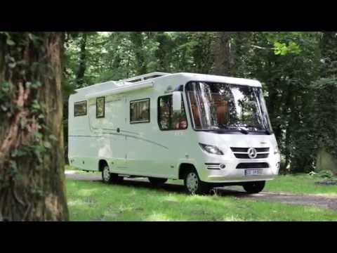 Reisemobil VARIO Star 800 MB Sprinter 519 CDI 4x4