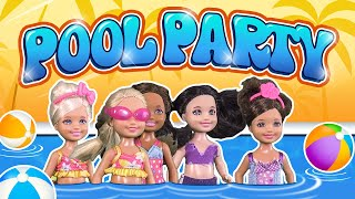 Barbie - Pool Party