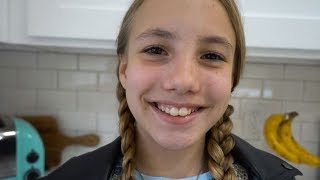Abby BEFORE Braces🌻