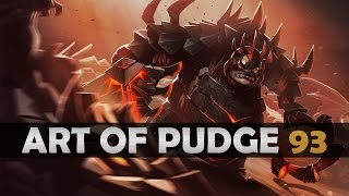 Dota 2 - The Art of Pudge - EP. 93