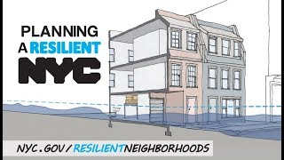 Planning A Resilient New York City