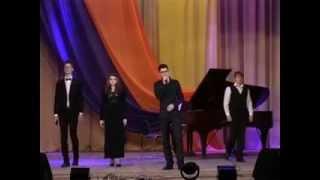 Regresa mi - Егор Сергеев, Алексндра Гайдучек, Даниил Зарипов, Александр Сарафанов