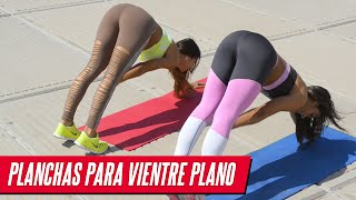 Abdominales: 8 ejercicios vientre plano | Abs Workout to have Six Pack