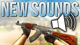 NEW SOUND UPDATE (+ OLD SOUNDS)