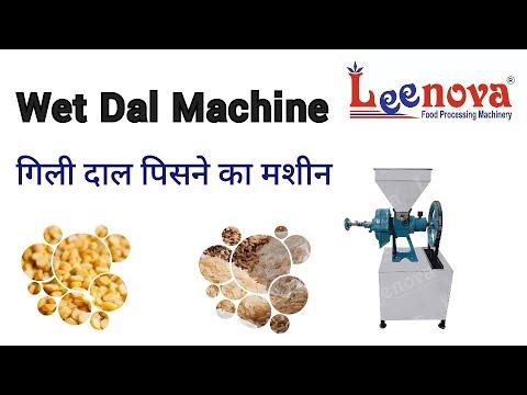 Leenova Wet Dal Machine