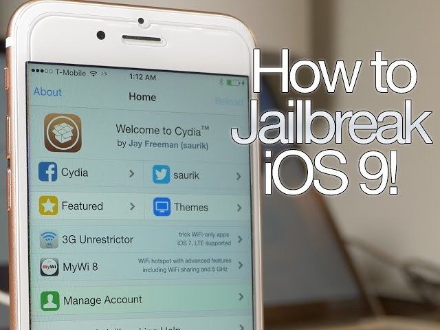 iOS 9 Gets Its First Untethered Jailbreak Tool From Pangu