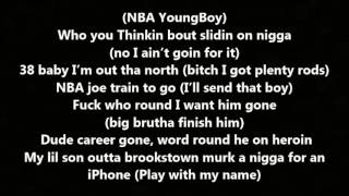 Boosie Badazz  My Lil Son Lyrics Ft  NBA YoungBoy & Whoop