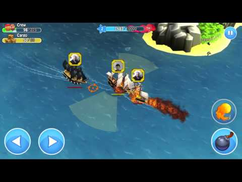 Age of Wind 3: Multiplayer Pirate Battles