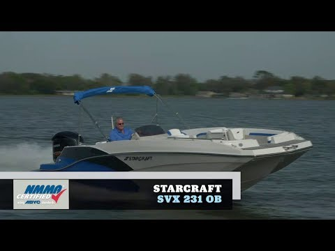 Starcraft SVX 171 OB video