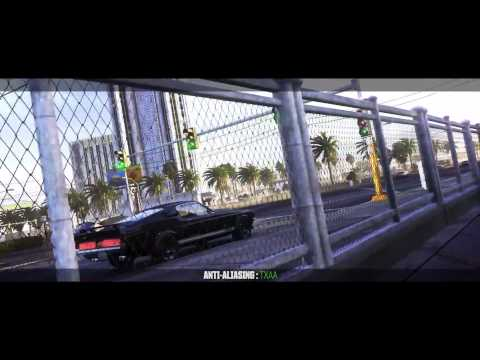 Grafické vylepšení PC verze The Crew