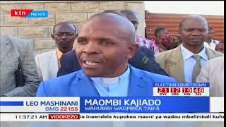 Viongozi wa makanisa kaunti ya Kajiado waombea taifa