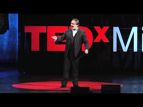 Sample video for John Hodgman