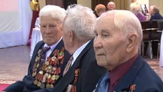 Губернатор края провел торжественный прием ветеранов Великой Отечественной войны в Комсомольске