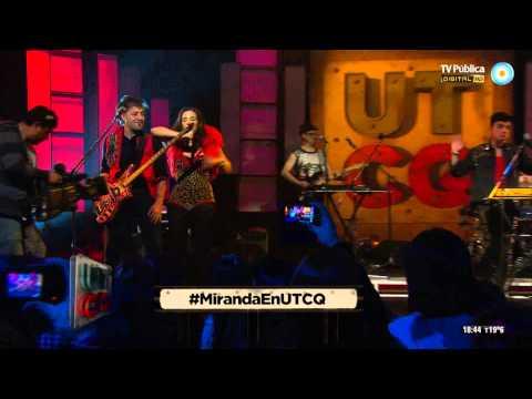 """UTCQ - Miranda: """"Enamorada"""" - 19-09-13"""