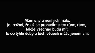 Johny Machette - Snílek (Lyrics)