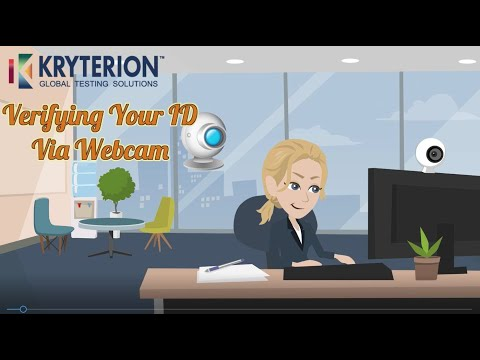 Kryterion Online-Proctored Exams: Verifying Your ID Via Webcam ...
