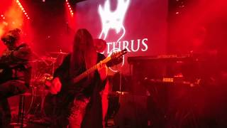 Arcturus Hibernation Sickness Complete 13 01 18 Live Salonika