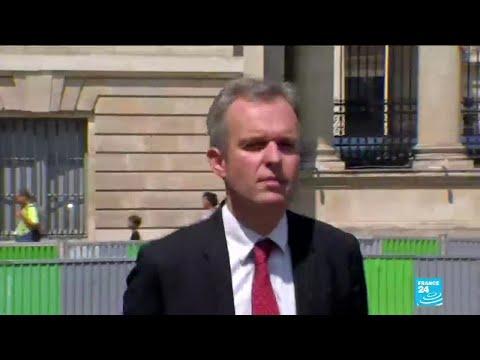 François de Rugy: A green activist who rose to the top