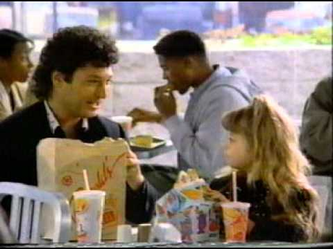 McDonald's 1992 Commercial