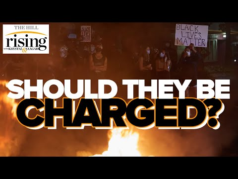 Krystal and Saagar DEBATE: Should Violent Protesters Be Charged With Sedition By Bill Barr?