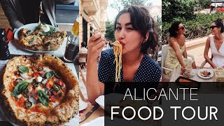 Alicante Food Tour + 10 Spanish Foods You HAVE To Try