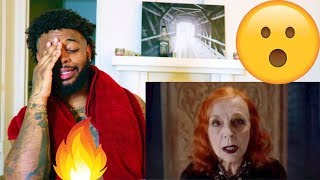 🤟🏾 Slipknot   Unsainted [OFFICIAL VIDEO] | Reaction